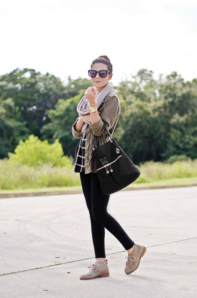 The Classified Chic Fashion Desert Boots Women Outfit Desert Boots Outfit
