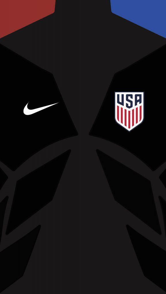 Usa Football Soccer Nike Soccer Fussball