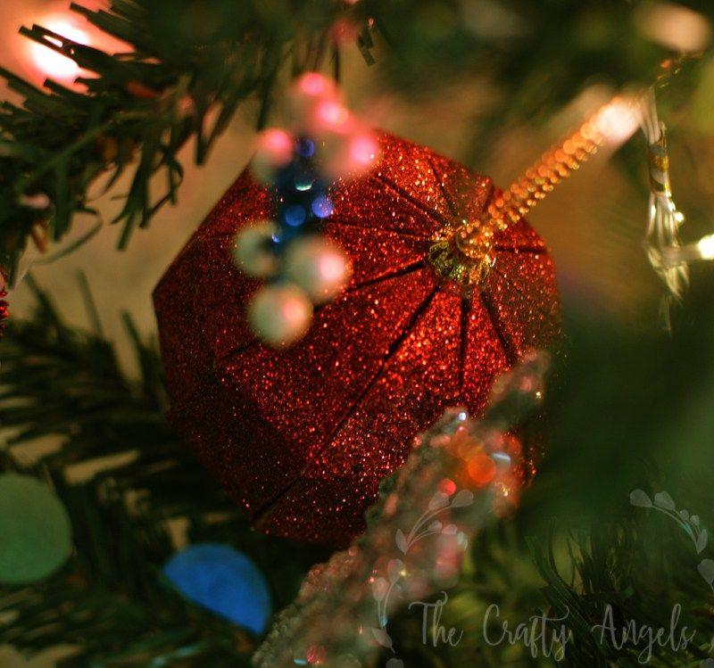 Itsybitsy Christmas Itsy Bitsy India Diy Ball Ornament Diy Christmas Ball Ornament Diy Christmas Decor C Diy Christmas Ball Christmas Diy Christmas Crafts