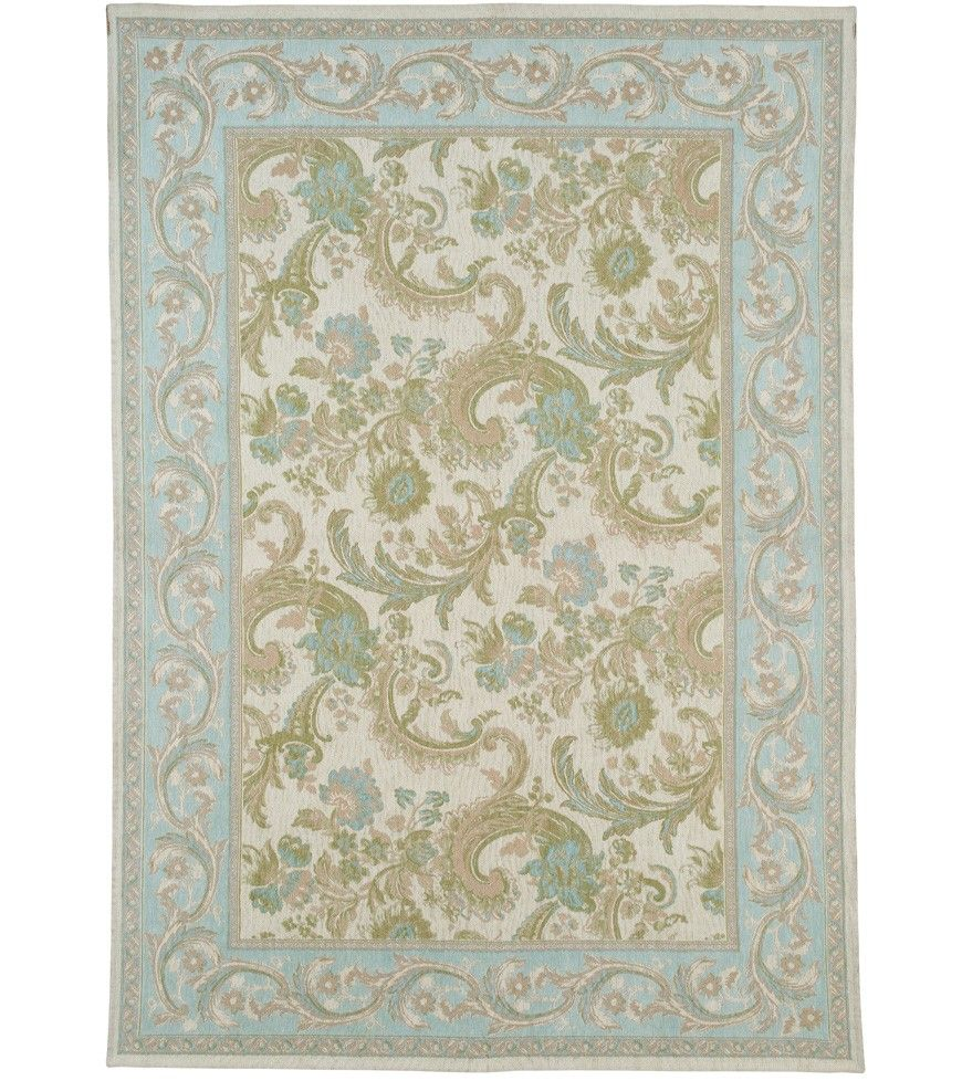 Baroque Duck Egg Rug 200 X 300 From