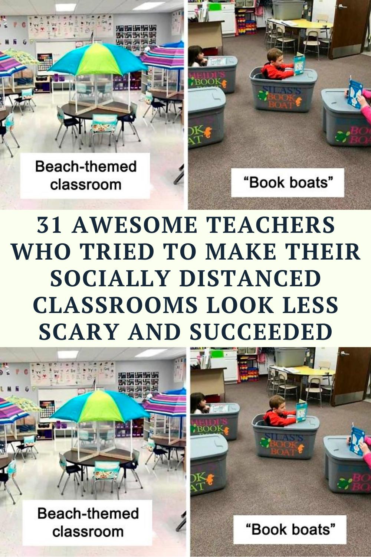 31 Awesome Teachers Who Tried To Make Their Socially