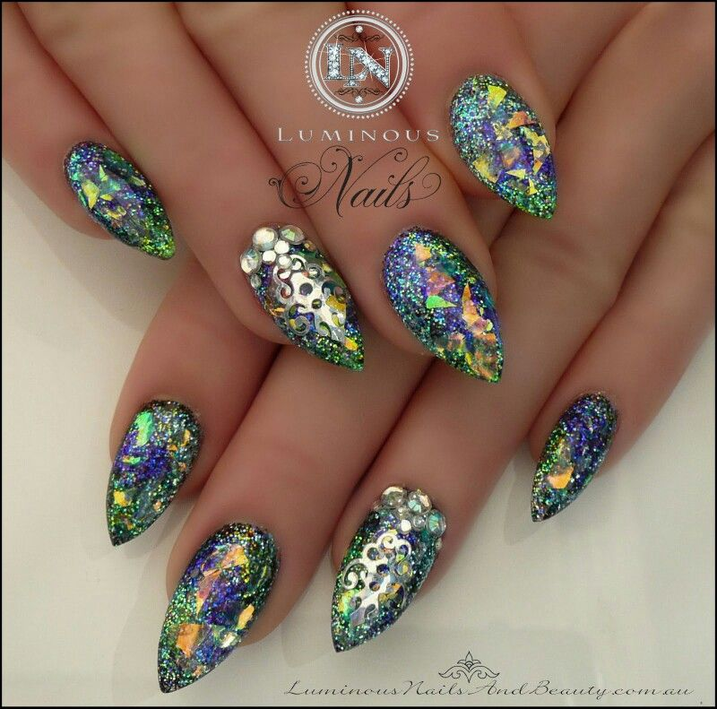 Tornasol | nails | Pinterest | Uña decoradas, Decoración de uñas y ...
