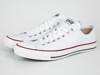 Chucks converse, White converse shoes