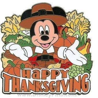 Micky Mouse - Happy Thanksgiving | Disney thanksgiving ...