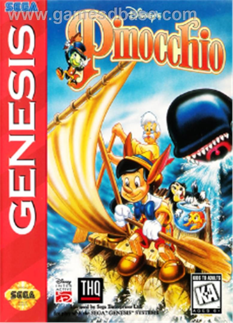 jeux pinocchio