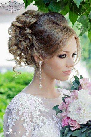 Acconciature da sposa. Le migliori pettinature da sfoggiare il giorno del sì    Album di 5e462551122