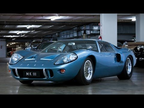 A Ford Gt40 That Never Saw A Race Track Youtube In 2020 Ford Gt40 Gt40 Ford Gt