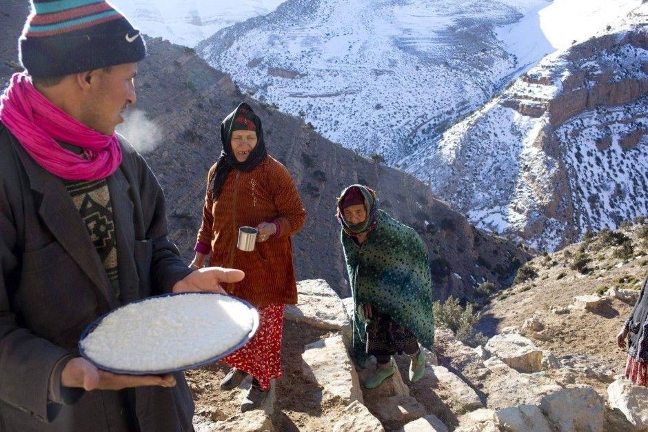 Was Sind Berber