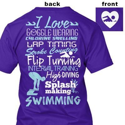 1000+ ideas about Swim Team Shirts on Pinterest | Swim Team, Team ...