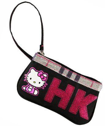 10.80 Amazon.com  Wristlet - Hello Kitty - Domino  Toys   Games  www.jerseybling.net 4126f2494333e