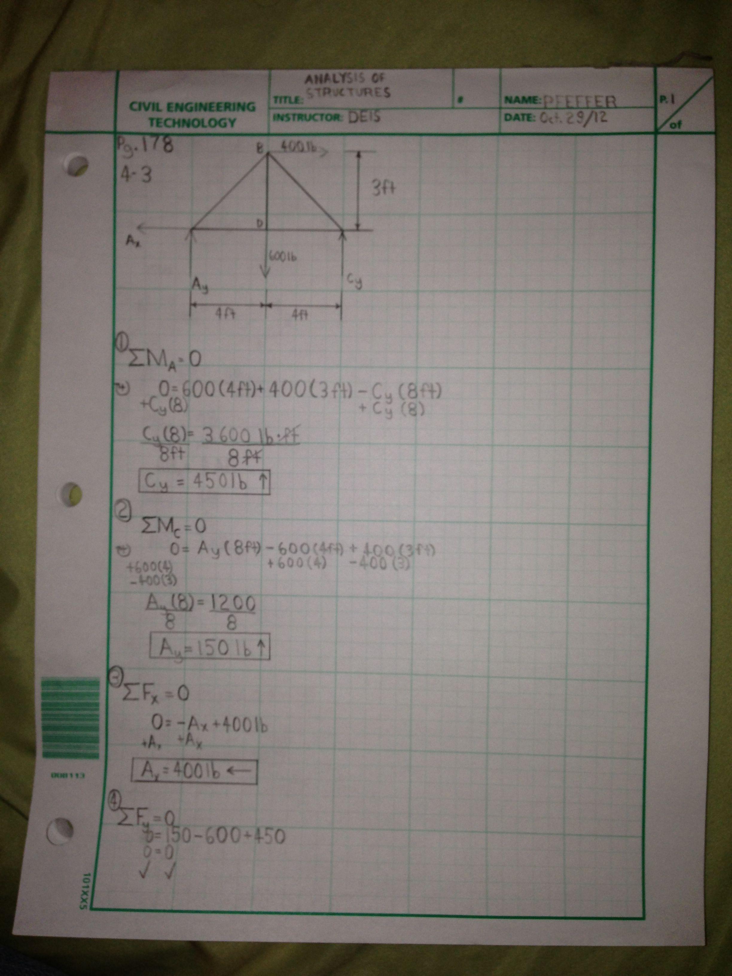 Homework pg. 1