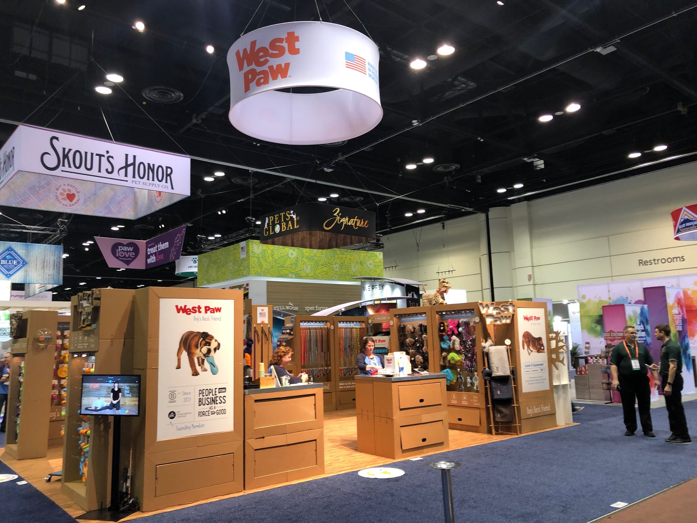 Global Pet Expo 2020 in 2020 West paw, Expo 2020, Paw