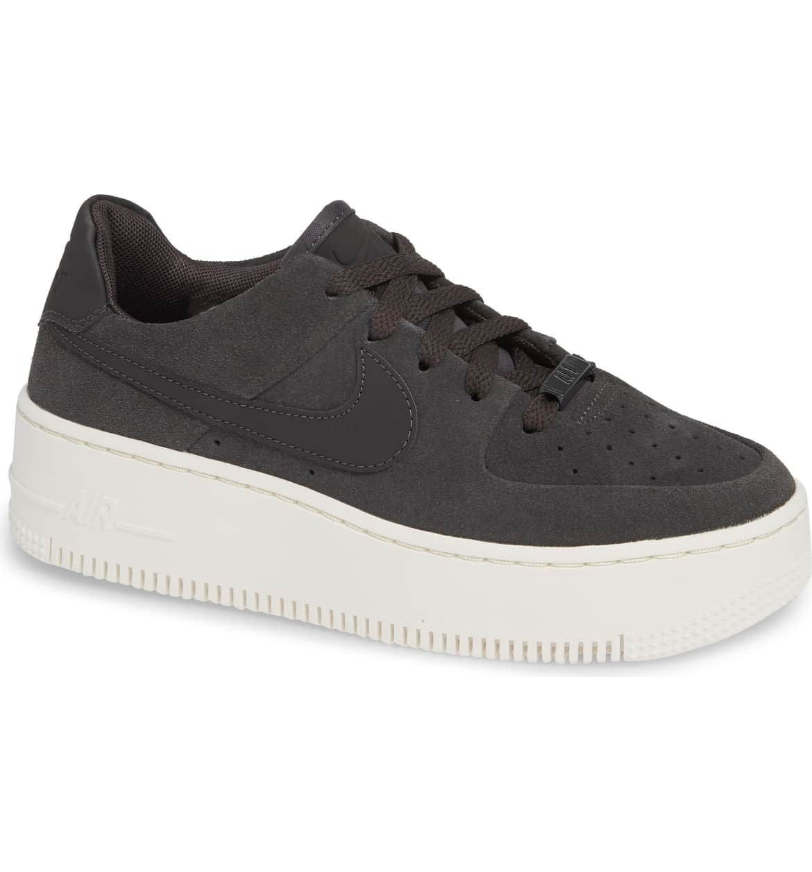 78e176a8b76 Air Force 1 Sage Low Platform Sneaker