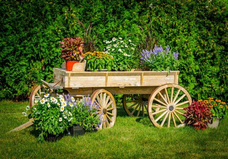 Decorar Jardines Rusticos Ideas Decorativas Con Piedra Y