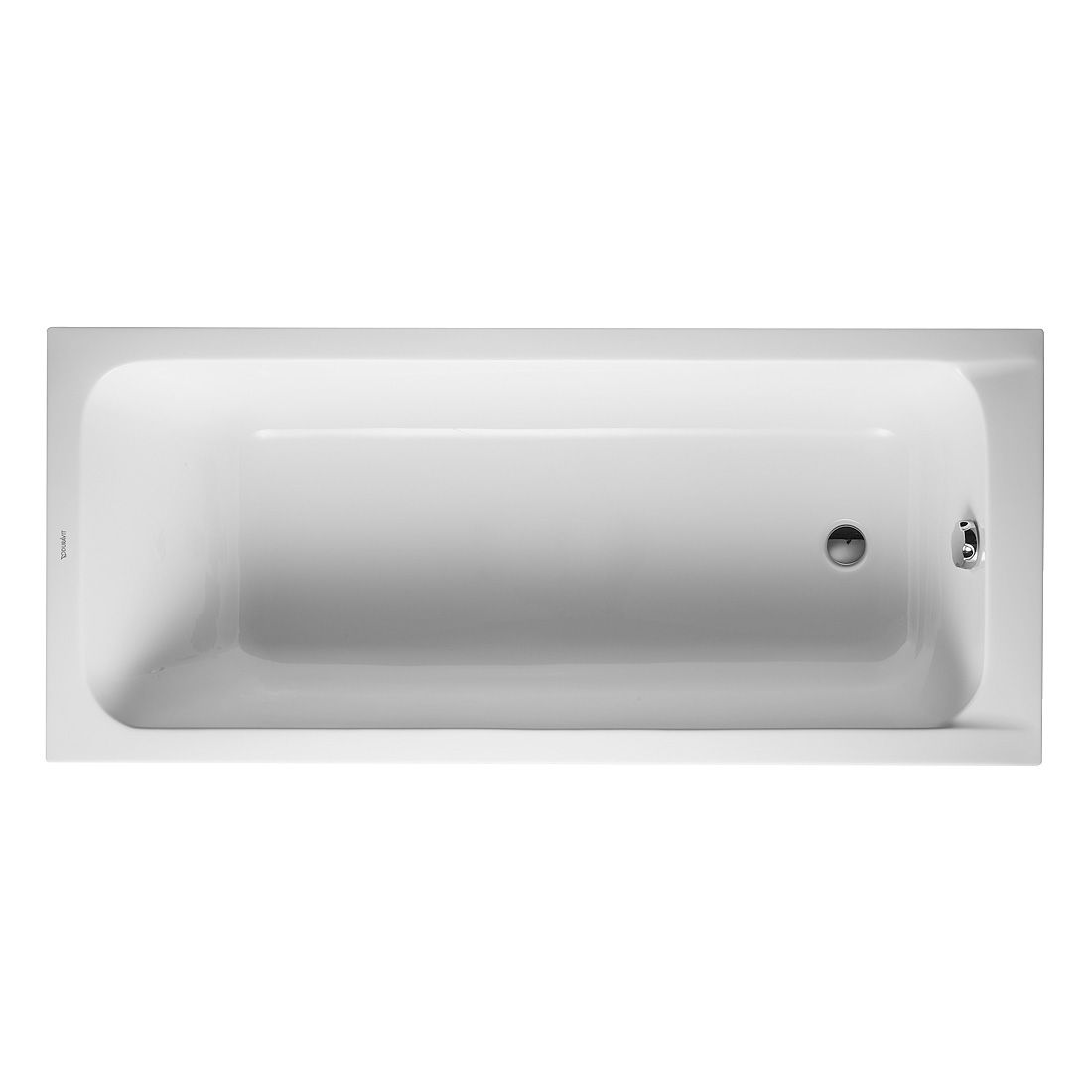 Shop Duravit 700 D-Code Drop-in Soaking Bathtub at The Mine. Browse ...