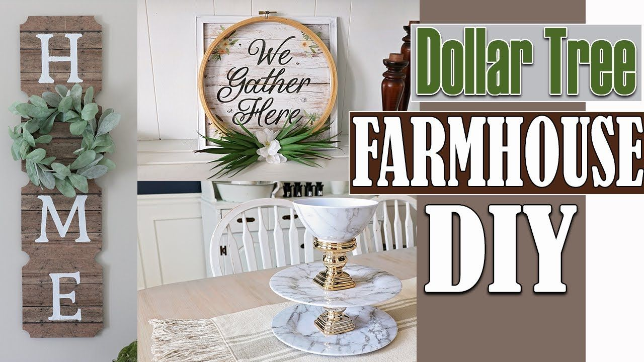 Dollar Tree Diy Room Decor 2019 Diy Farmhouse Wall Decor Giveaway Farmhouse Wall Decor Dollar Tree Decor Dollar Tree Diy Crafts