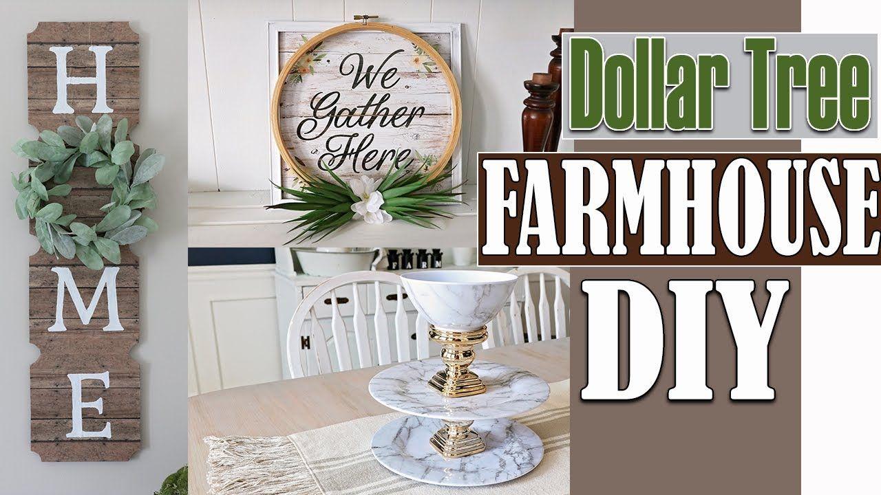 Dollar Tree DIY Room Decor 14 ⭐DIY Farmhouse Wall Decor
