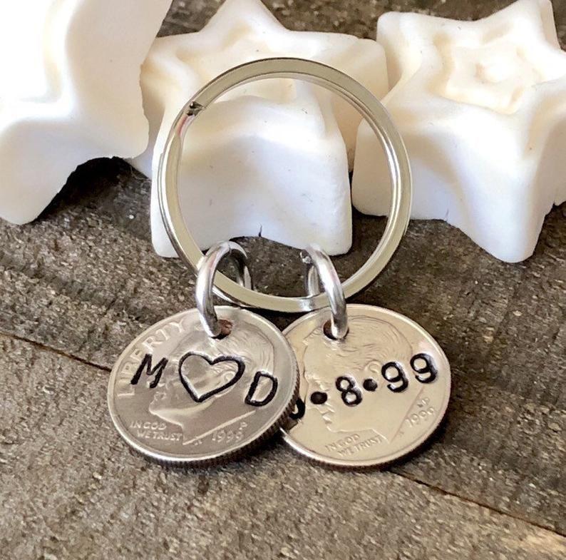 20th anniversary gift for man, 20 year wedding anniversary