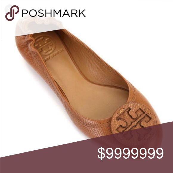 5616c4e8d ISO Camel Brown Tory Burch Reva Flats Size 9.5 Please help me find ...