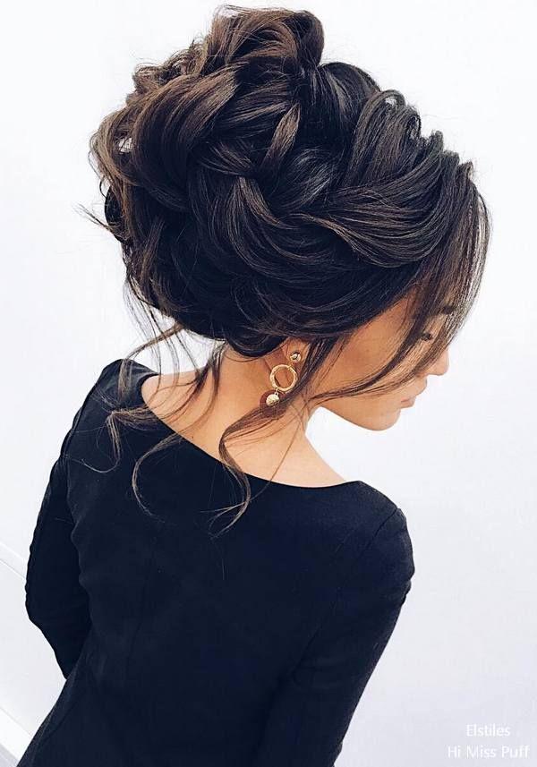 60 Elstile Long Wedding Hairstyles And Updos Hochzeitsfrisuren Frisur Hochgesteckt Frisuren