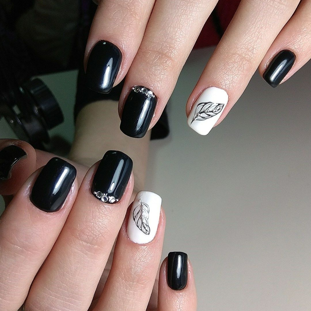 100 Winter Nail Designs 2018   Winter nails, Winter nail art and ...