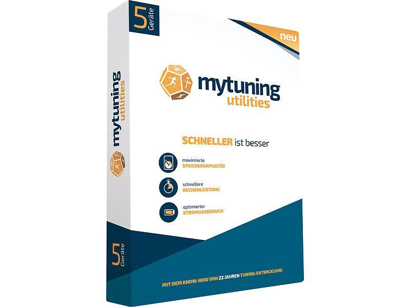 statt 59,95 Euro gratis! mytuning utilities (für 5 Geräte ...