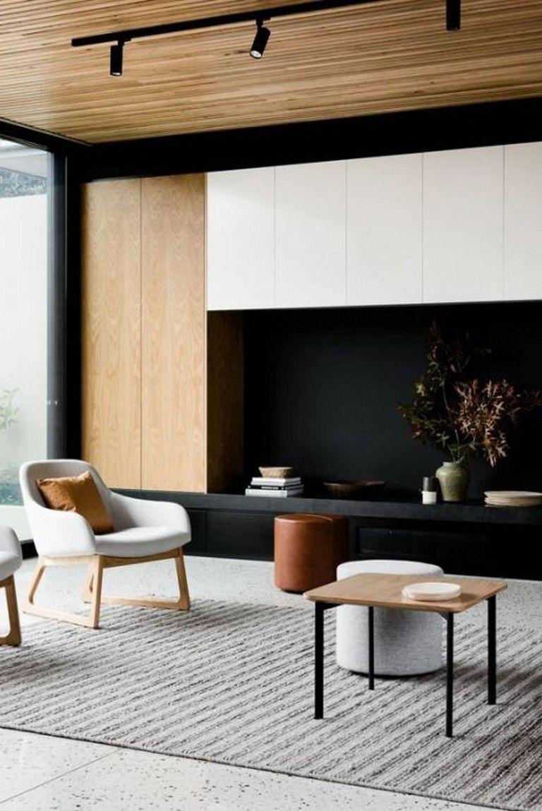 65 beautiful modern black white living room inspired on beautiful modern black white living room inspired id=99309