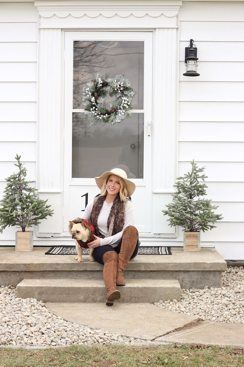Welcome to our Farmhouse this Christmas | Love Grows Wild ...
