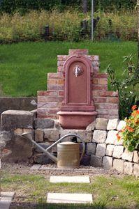 Meine Neue Wasserentnahmestelle Für Draußen Garten Ideen Outdoor