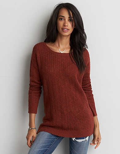 It's always sweater-weather with these lightweight pieces, great ...