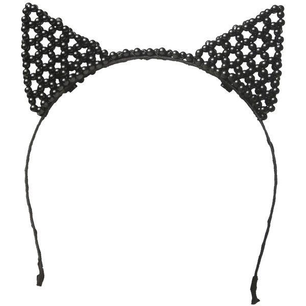 Sugar & Babe Cat Ears Headband $7.50