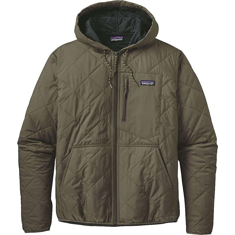 Patagonia Men S Diamond Quilted Bomber Hoody At Moosejaw Com Quilted Bomber Hooded Jacket Men Mens Jackets [ 1000 x 1000 Pixel ]