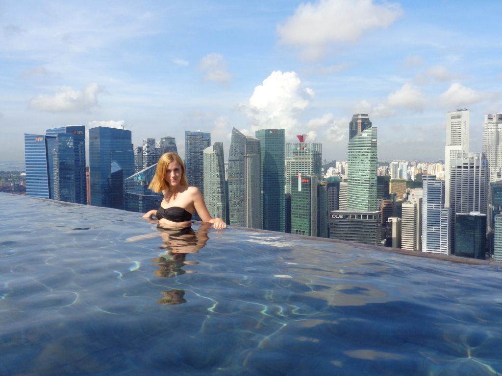 infinity pool singapore dangerous booking marina bay sands in singapore and its amazing infinity pool on the 52nd floor review not in one place pinterest