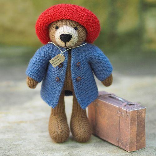 Ravelry: Amigurumi Teddy Bear pattern by Viktorija Dineikiene | 500x500