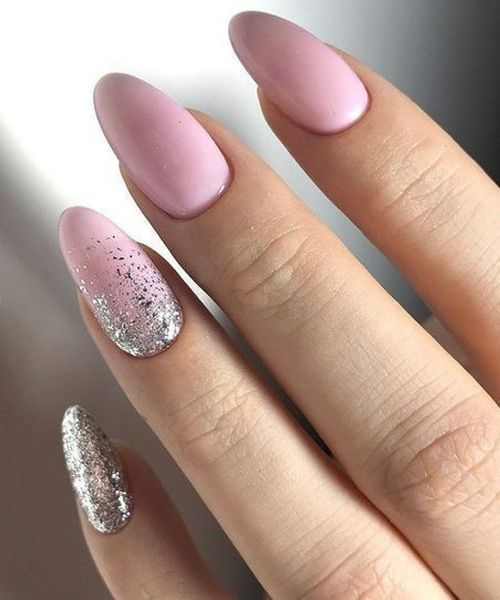 15 Tremendous Glitter Nail Art Designs to Look Stunning on Parties - 15 Tremendous Glitter Nail Art Designs To Look Stunning On Parties