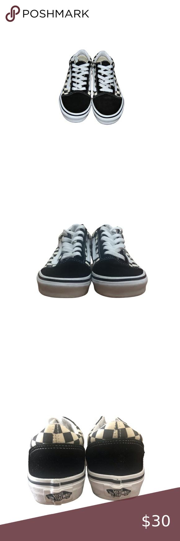 Vans Old Skool Girls Sneakers Spotted while shoppi