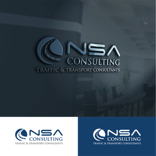 Nsa Consulting A Challenge For An Upcoming Consulting Business We Provide Specialised Consulting Consulting Business Professional Business Cards Logo Design