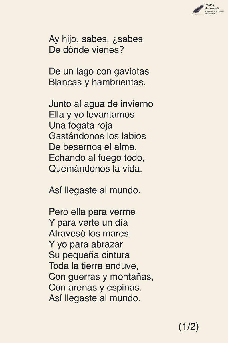Poetas hispanos on poeta pablo neruda y neruda for Poemas de invierno pablo neruda