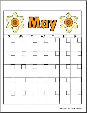 Calendar Templates  For My Boys    Teacher Calendar