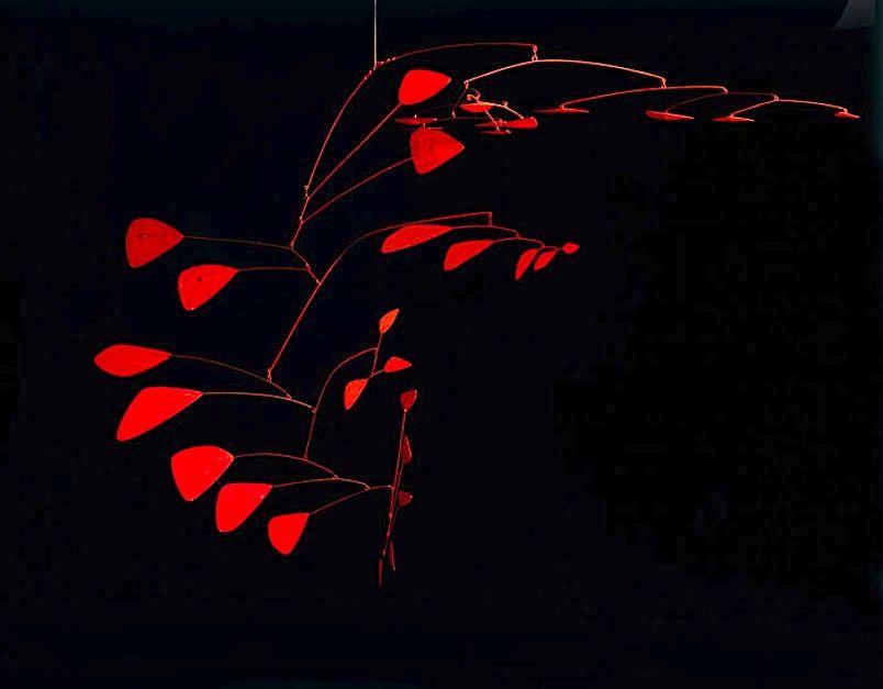 Alexander Calder Sumac V 1953 Ce Grand Et Pourtant Gracile