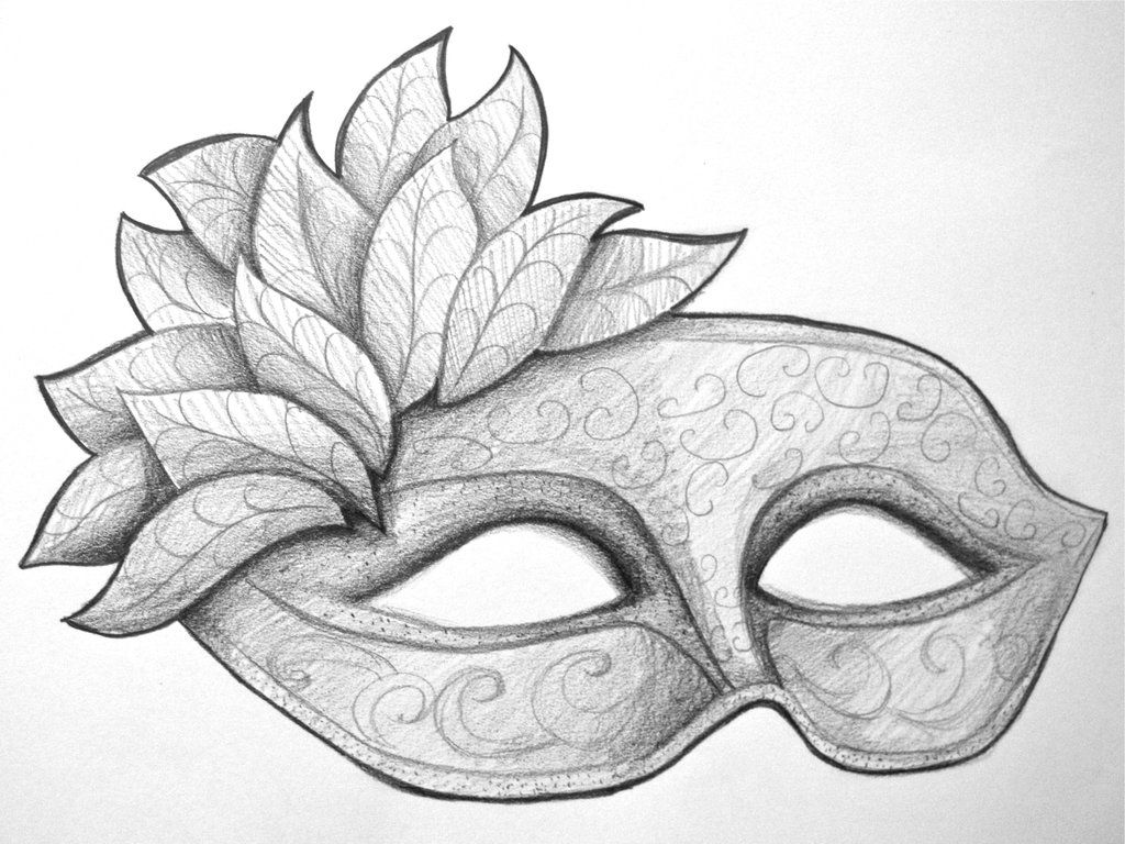 free coloring pages mardi gras : Mardi Gras Mask Coloring Pages