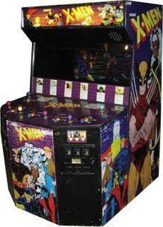 X Men Arcade Machine Arcade Arcade Arcade Games Games