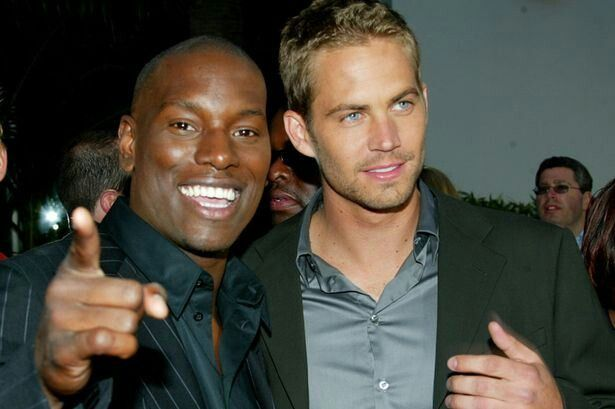 ... Paul and Tyrese? ..