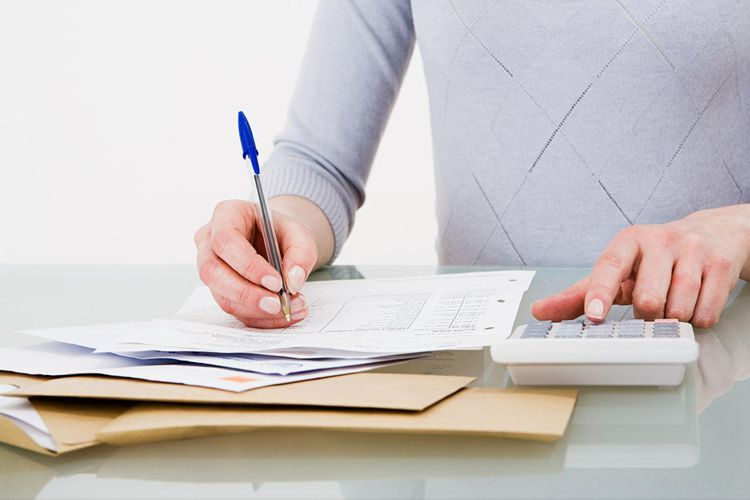 This is all the information you need for filing form 1065
