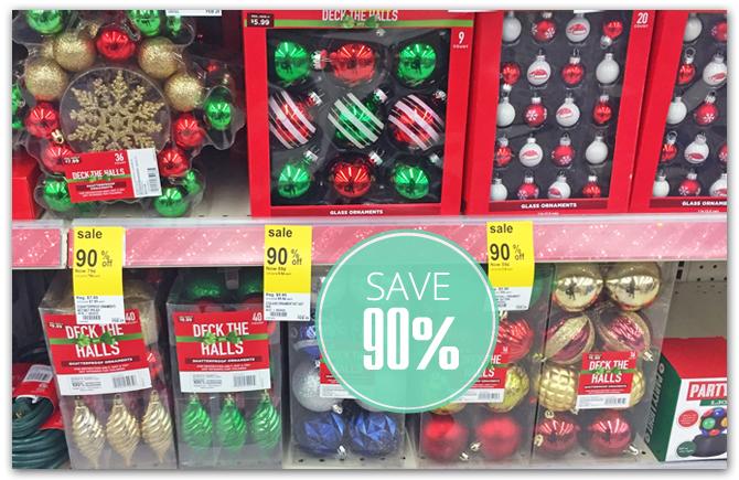 Walgreens Christmas Lights.Christmas Clearance 90 Off At Walgreens Save