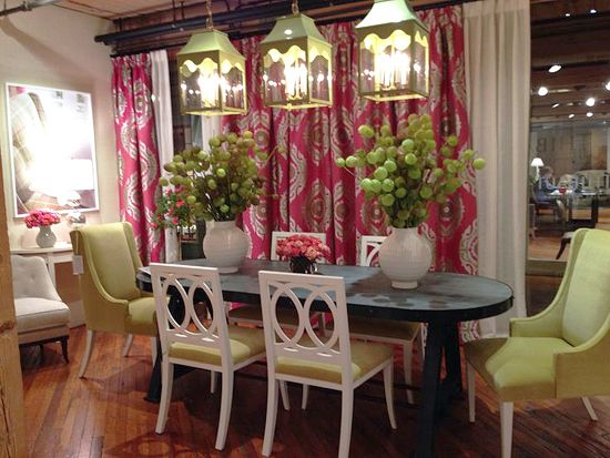 Beau Thibaut Furniture Line And Fabrics   Pinspiration Chairs