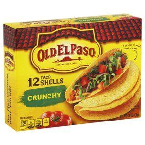 Image result for mini taco shells brands | Crunchy taco ...