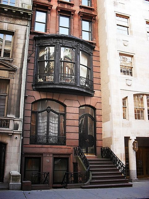Upper East Side New York City 100 New York Townhouse New York