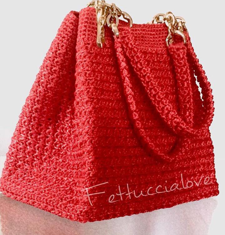 Resultado de imagen de crochet bag   Carteras   Pinterest   Tasche ...