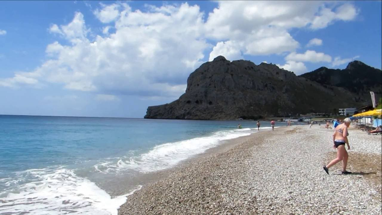 Rodos Kolymbia Plaza Rhodos Kolymbia Beach Places To Visit Beach Outdoor